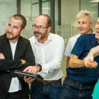 Entreprises, Germe, équipe, jeux, interactif, Rennes