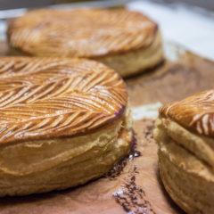galettes de rois, Chantepie, pâtisserie, boulangerie, Le fournil de Cédric, pâte feuilletée, artisanal