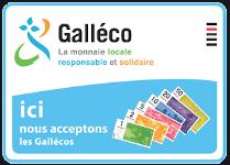 Partenaire - monnaie locale - le Galléco