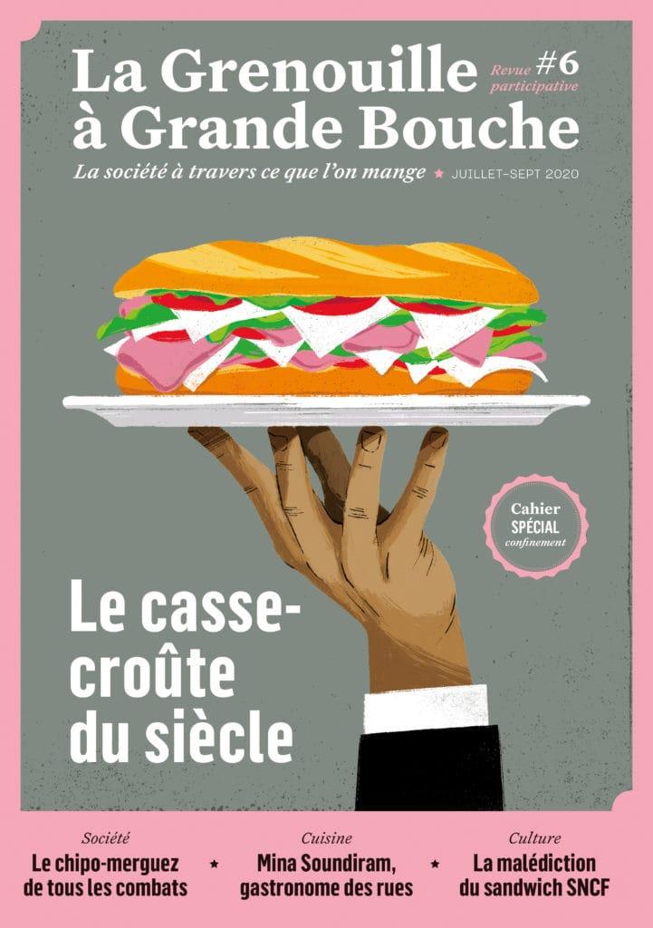Revue La Grenouille à Grande Bouche - n°6